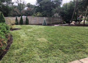 Brook Rd Re-design, Re-grade & Tree Removal