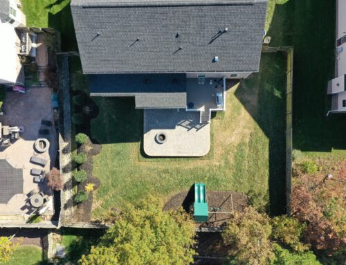 Landscape and Hardscape Project in Glen Allen