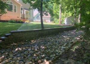 Beautiful Drainage in Chesterfield